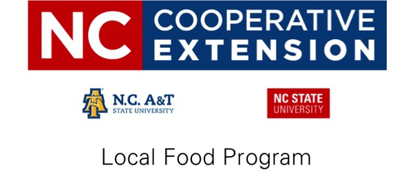 NC Cooperative Extension Local Food Program Logo