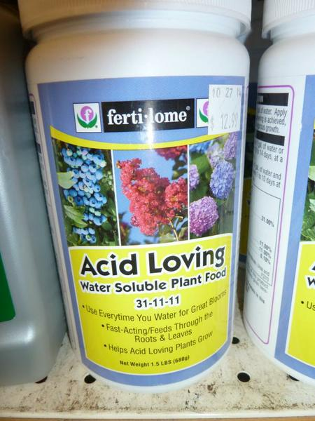 acid fertilizer