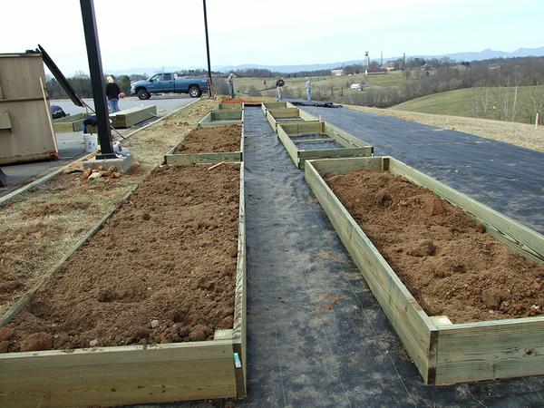 Raised Bed Nc Extension