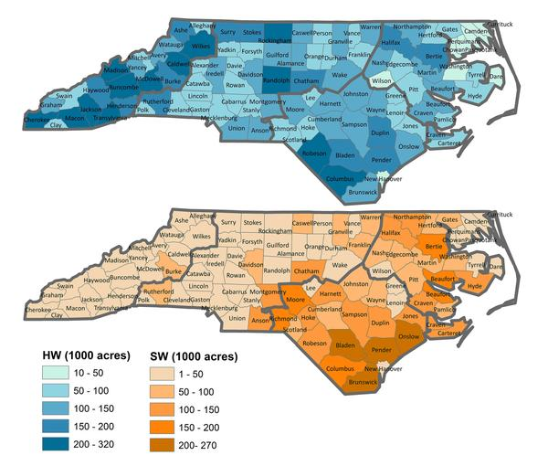 North Carolina's Forest and Forest Products Industry by the ...