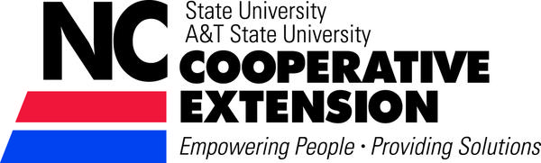 NC Cooperative Extension logo.