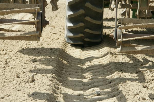 Thumbnail image for Managing Equipment Traffic to Limit Soil Compaction