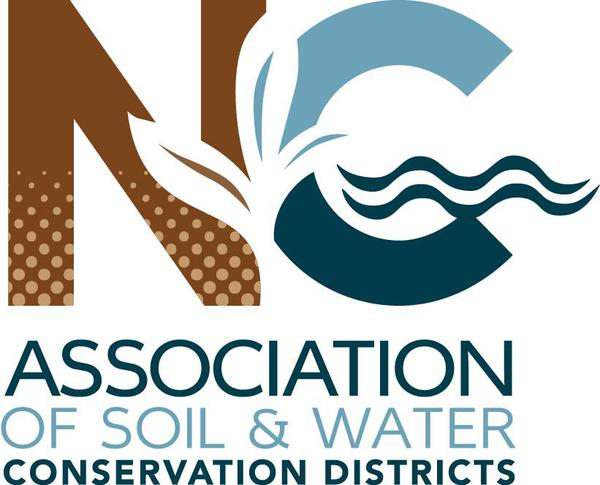 NC Association of Soil & Water Conservation Districts logo