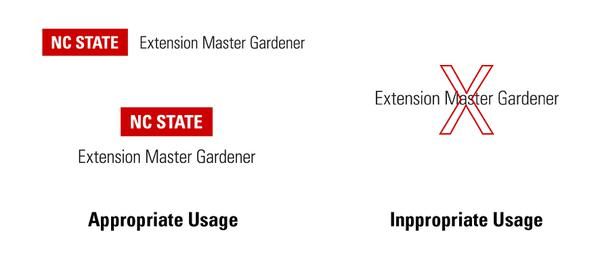 Thumbnail image for Using the NC State Extension Master Gardener Program Service Marks and Logo