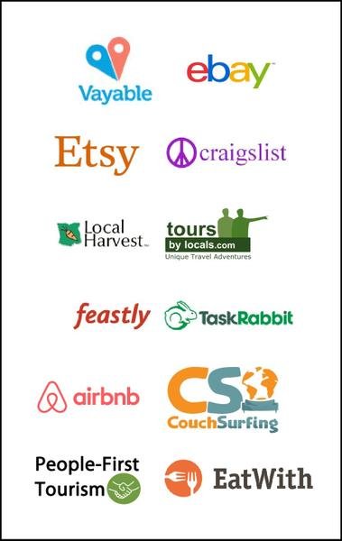 Logos for 12 online marketplace companies.