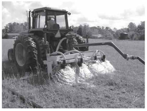 Hose Drag Systems for Land Application of Liquid Manure and