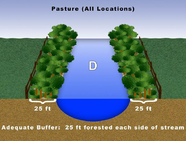 Figure D. Pasture (all locations).