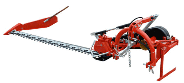Photo of sickle bar mower