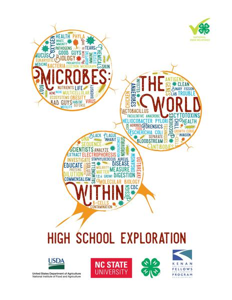 Microbes the World Within - High School Exploration
