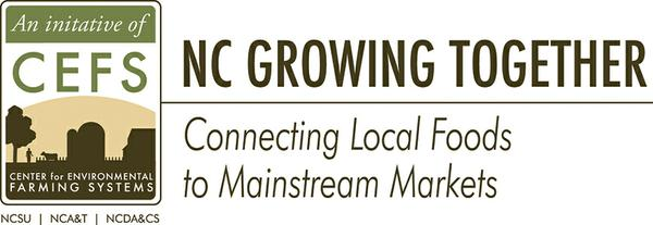 NC Growing Together CEFS logo