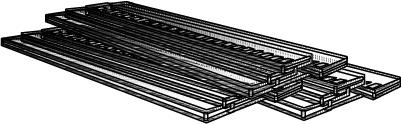 Illustration of sawtimber