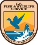 U.S. Fish and Wildlife Service logo.