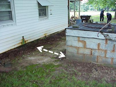 Thumbnail image for Termites - Treating Houses with Wells, Cisterns or Foundation Drains